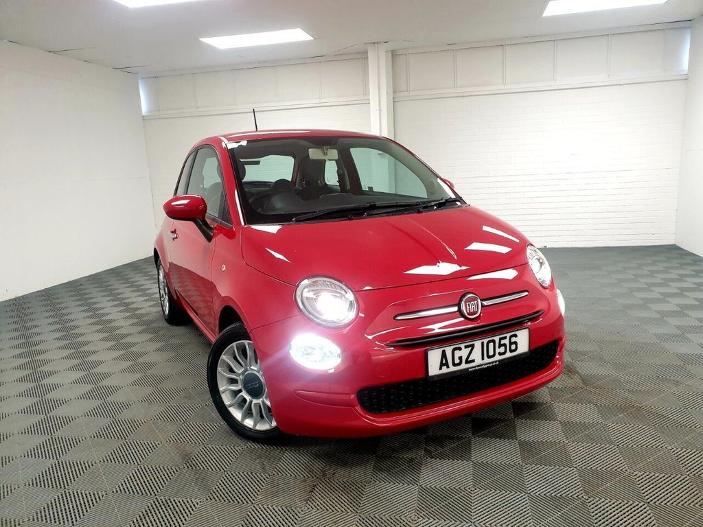 USED 2015 FIAT 500 1.2 POP STAR 3d 69 BHP NATIONWIDE DELIVERY AVAILABLE!