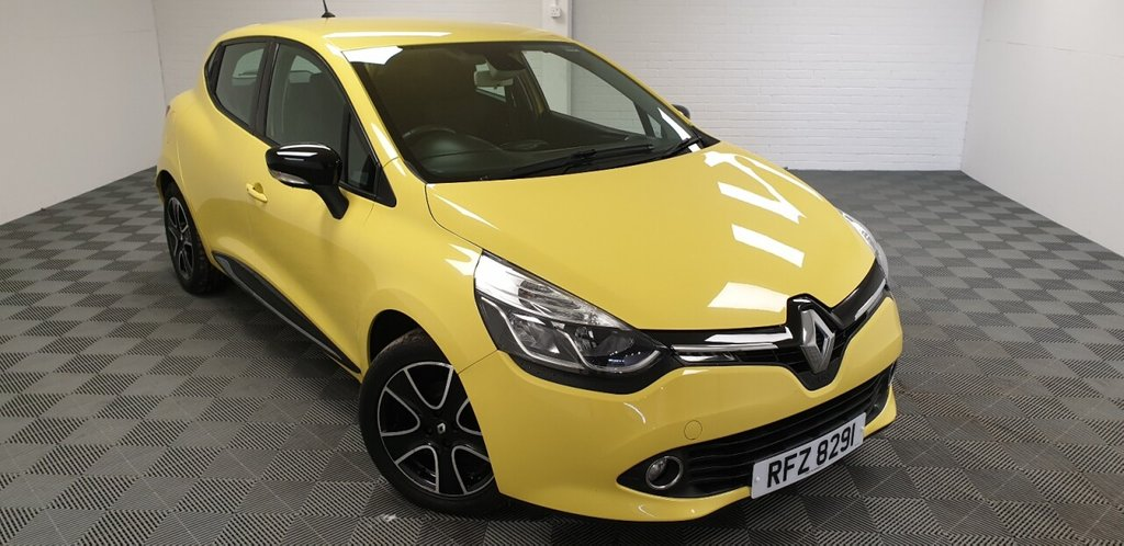 USED 2014 RENAULT CLIO 1.1 DYNAMIQUE MEDIANAV 5d 75 BHP NATIONWIDE DELIVERY AVAILABLE!