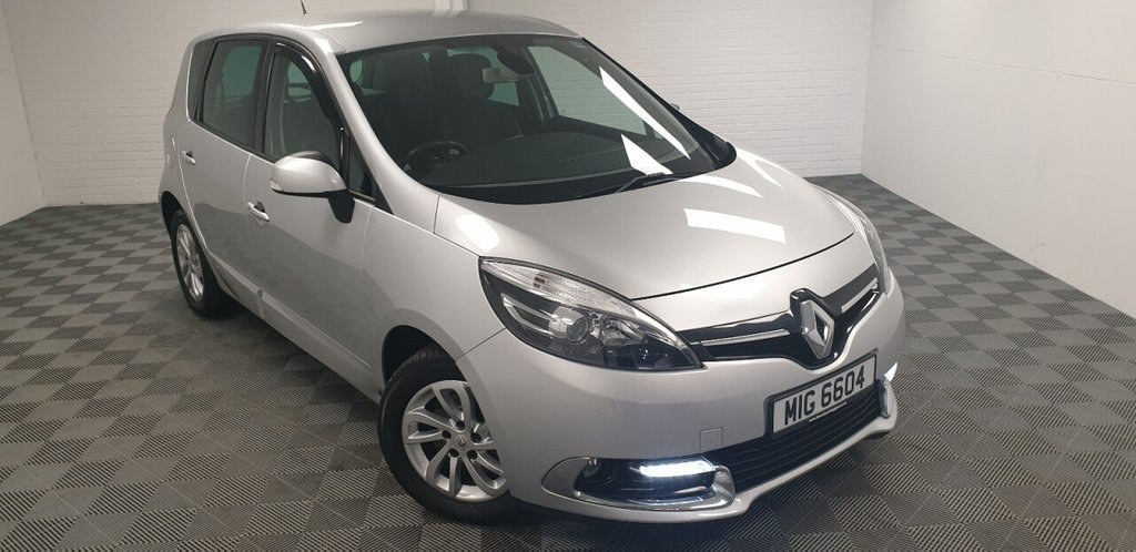 USED 2014 RENAULT SCENIC 1.5 DYNAMIQUE TOMTOM ENERGY DCI S/S 5d 110 BHP NATIONWIDE DELIVERY AVAILABLE!