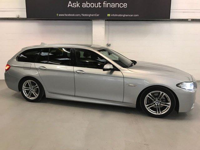 USED 2016 BMW 5 SERIES 2.0 520D M SPORT TOURING 5d 188 BHP