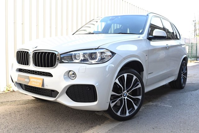 USED 2017 17 BMW X5 3.0 XDRIVE30D M SPORT 5d 255 BHP Immaculate inside And Out