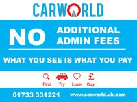 USED 2016 16 VOLKSWAGEN UP 1.0 LOOK UP 3d 59 BHP DAB | ALLOYS | AIR CON |