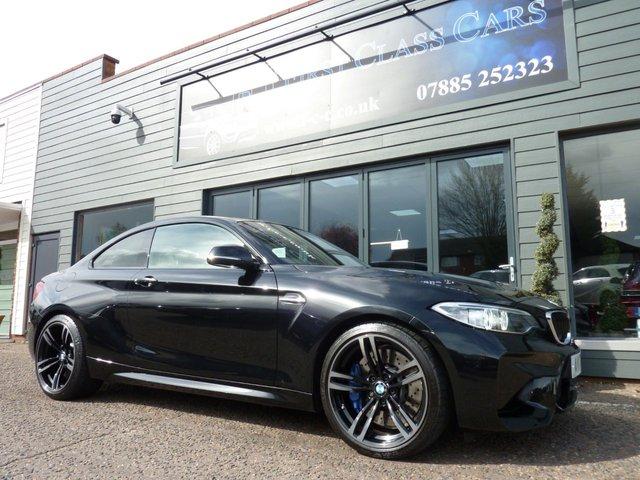 2017 17 BMW M2 3.0 M2 2d 365 BHP