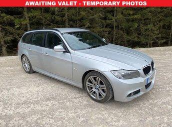 2010 BMW 3 SERIES 2.0 318D M SPORT TOURING 5d 141 BHP £4750.00