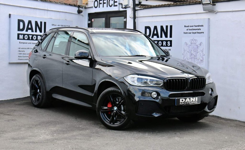 USED 2016 66 BMW X5 2.0 40e 9.0kWh M Sport Auto xDrive (s/s) 5dr 1 OWNER*SATNAV*PARKING AID