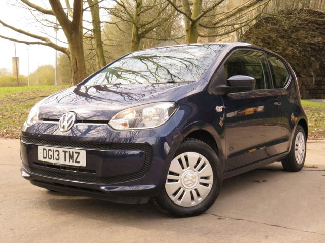 USED 2013 13 VOLKSWAGEN UP 1.0 MOVE UP 3d 59 BHP