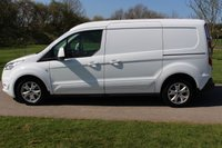 USED 2016 66 FORD TRANSIT CONNECT 1.5 240 LIMITED P/V 118 BHP NO VAT LONG WHEEL BASE AUTOMATIC