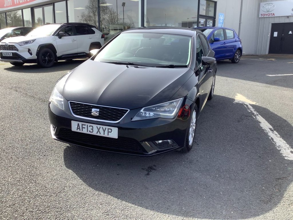 USED 2013 13 SEAT LEON 2.0 TDI SE TECHNOLOGY 5d 150 BHP