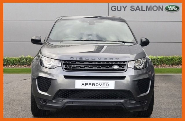 """USED 2018 68 LAND ROVER DISCOVERY SPORT 2.0 TD4 LANDMARK 5d 178 BHP LANDMARK SPECIAL EDITION - 1 OWNER FROM NEW - DYNAMIC STYLING - 7 SEATS - 19"""" GREY MANTIS ALLOY WHEELS - MERIDIAN SURROUND SOUND - ELECTRIC POWER BOOT -"""