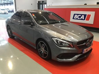 2017 MERCEDES-BENZ CLA