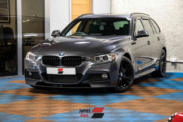 USED 2015 15 BMW 3 SERIES 2.0 320D M SPORT TOURING 5d 181 BHP Three Owners | Full Service History