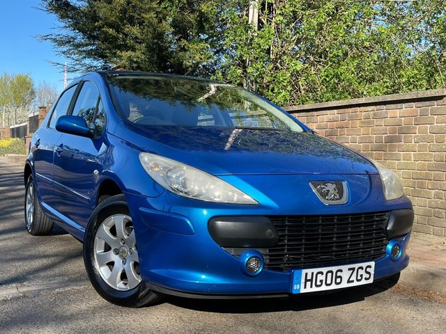 View our PEUGEOT 307
