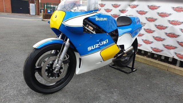 1982 SUZUKI RG B 500 MK7 Race GP Bike