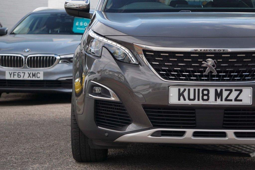USED 2018 18 PEUGEOT 5008 2.0 BLUEHDI S/S GT 5d 180 BHP
