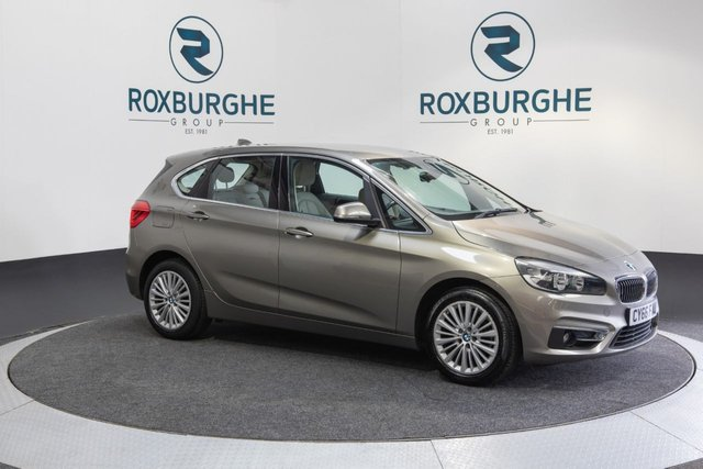 USED 2016 66 BMW 2 SERIES 216D LUXURY ACTIVE TOURER 5DR