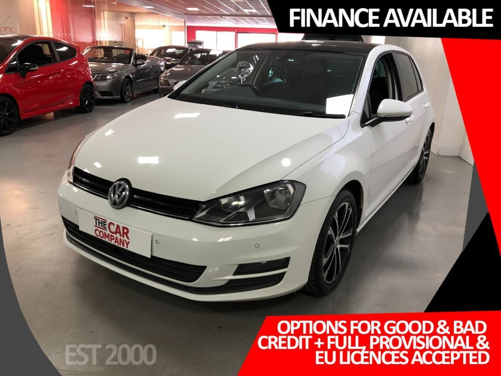 USED 2015 15 VOLKSWAGEN GOLF 2.0 MATCH TDI BLUEMOTION TECHNOLOGY 5d 148 BHP ***** THIS VEHICLE IS NOW SOLD ****