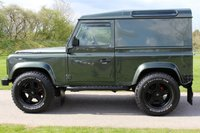 USED 2006 55 LAND ROVER DEFENDER 2.5 90 TD5 COUNTY HARD TOP 120 BHP 2006 Defender - 46,000 Miles Twisted Upgrades