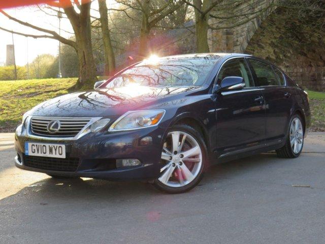 USED 2010 10 LEXUS GS 3.5 450H SE-L 4d 345 BHP