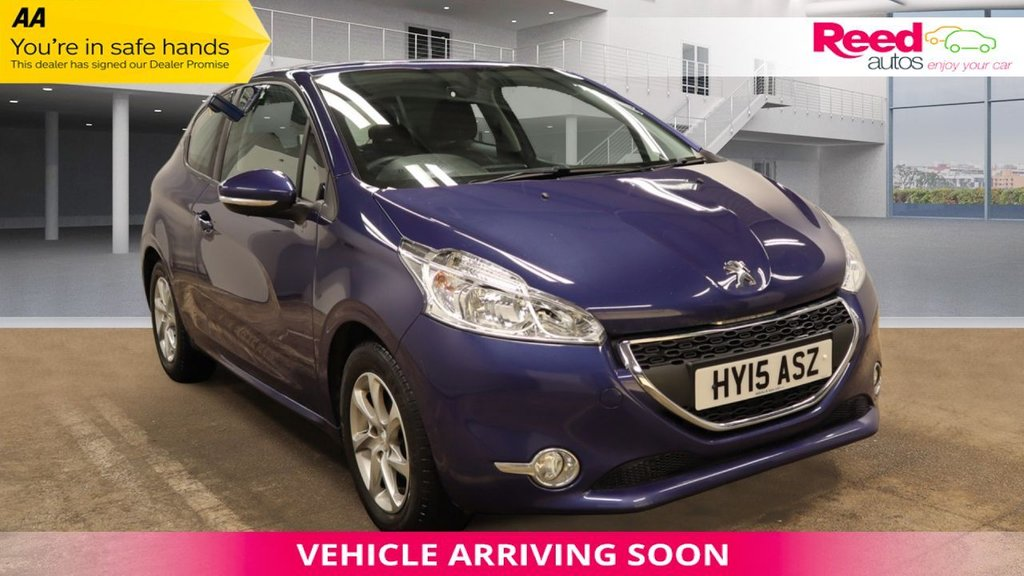 View our PEUGEOT 208