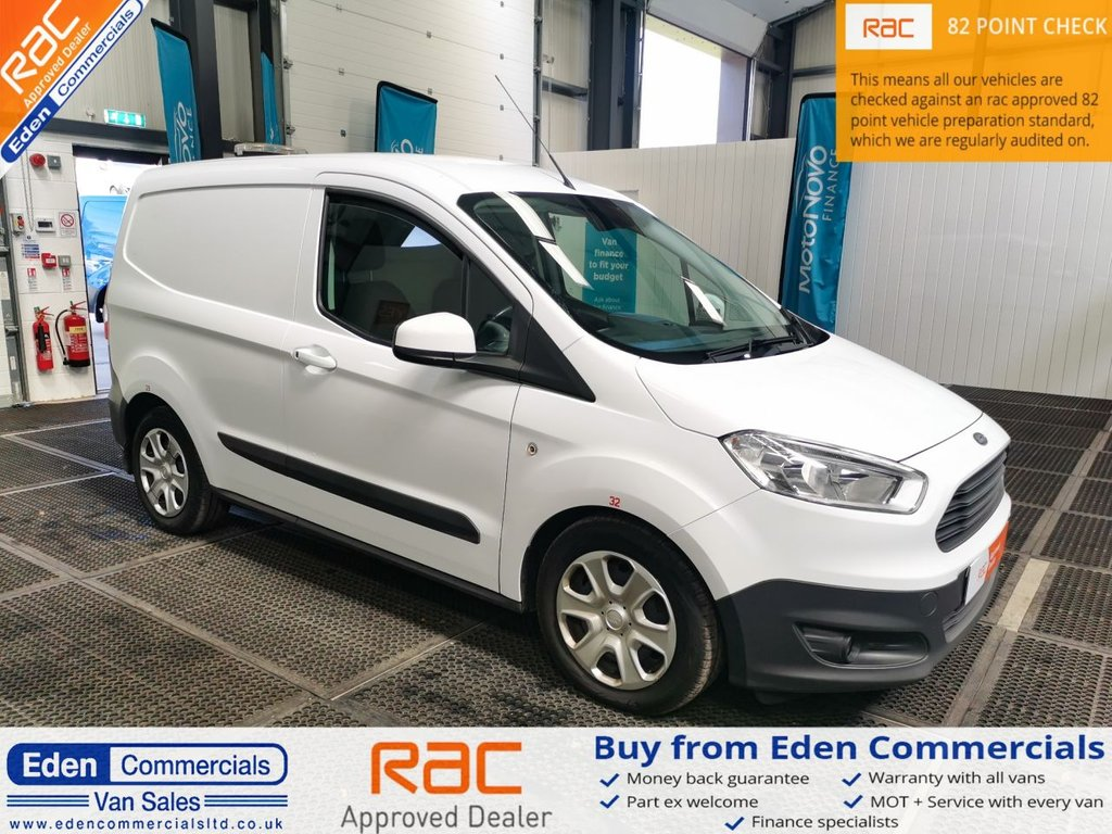 USED 2017 66 FORD TRANSIT COURIER 1.5 TREND TDCI 5d 74 BHP