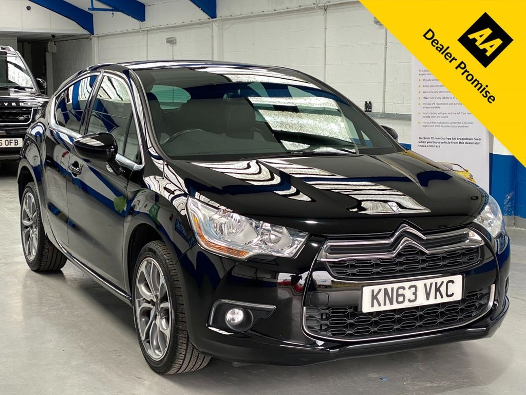 USED 2013 D CITROEN DS4 1.6 E-HDI DSTYLE AIRDREAM 5d 115 BHP **AUTOMATIC***DIESEL**