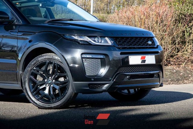 USED 2016 16 LAND ROVER RANGE ROVER EVOQUE 2.0 TD4 HSE DYNAMIC 5d 177 BHP One Owner | Three Service Stamps