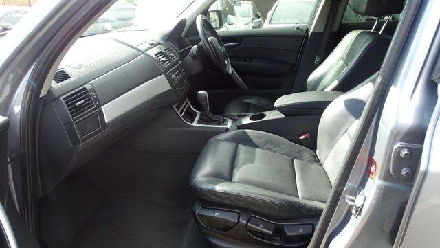 USED 2007 J BMW X3 2.0 D SE 5d 175 BHP GREAT LOOKING CAR