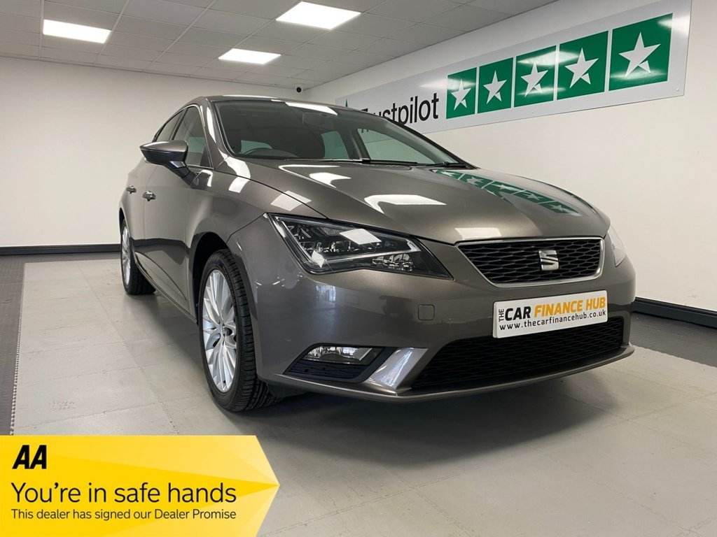 USED 2017 66 SEAT LEON 1.2 TSI SE DYNAMIC TECHNOLOGY 5d 109 BHP