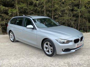 2013 BMW 3 SERIES 2.0 320D AUTO SE TOURING 5d 181 BHP £8000.00