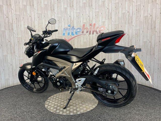 SUZUKI GSX-S125 at Rite Bike