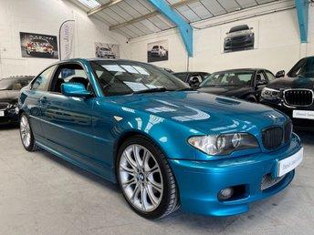 2005 BMW 3 SERIES 2.0 320CD SPORT 2d 148 BHP £5990.00