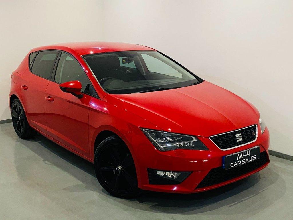 USED 2013 13 SEAT LEON 2.0 TDI FR 5d 150 BHP £20 Road Tax/Bluetooth/Isofix/Dab Radio/Alloy Wheels