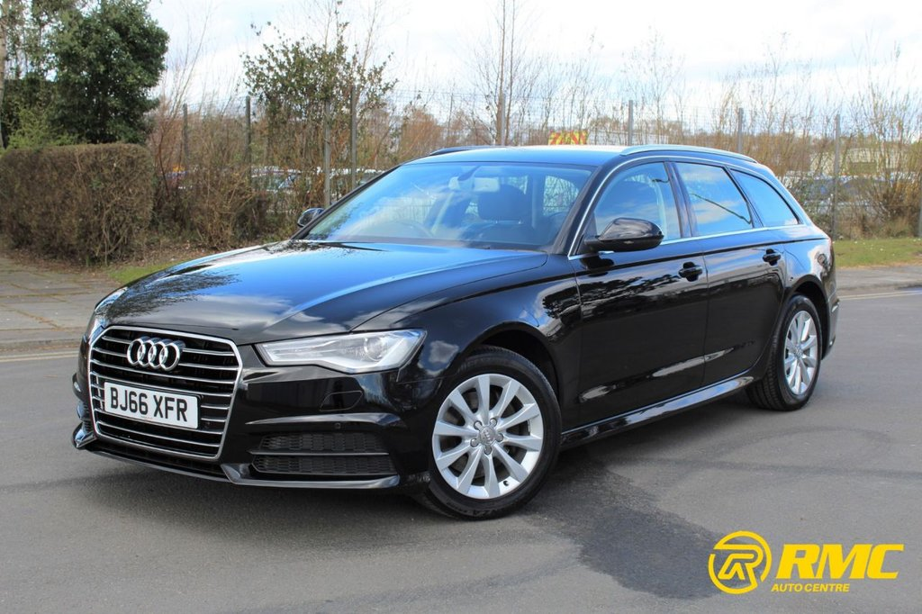 USED 2016 66 AUDI A6 2.0 AVANT TDI ULTRA SE EXECUTIVE 5d 188 BHP