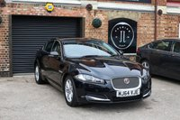 USED 2015 64 JAGUAR XF 2.2 D LUXURY 4d AUTO 163 BHP