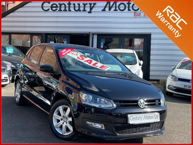 2013 13 VOLKSWAGEN POLO 1.2 MATCH 5dr - BLUETOOTH