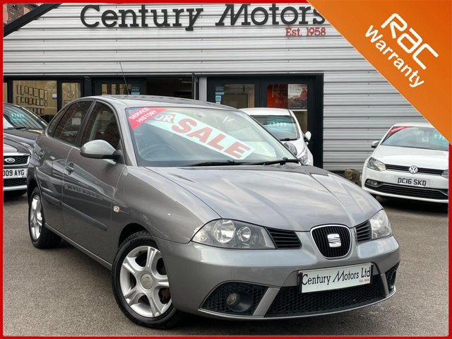 2008 08 SEAT IBIZA 1.2 12v Reference SPORT 5dr - ALLOY WHEELS