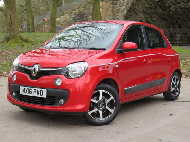 USED 2016 16 RENAULT TWINGO 0.9 DYNAMIQUE ENERGY TCE S/S 5d 90 BHP