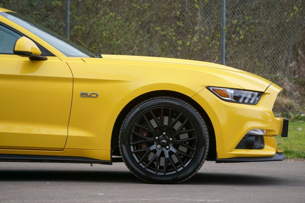 USED 2016 66 FORD MUSTANG 5.0 GT 2d 410 BHP