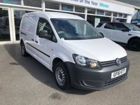 USED 2016 16 VOLKSWAGEN CADDY 1.6 C20 TDI STARTLINE Panel Van with NO VAT TO PAY Recent Service new MOT 2 new Tyres Cambelt replaced Now Fully Prepared and Ready to Finance and Drive Away Today 1 Former Keeper + NO VAT TO PAY!