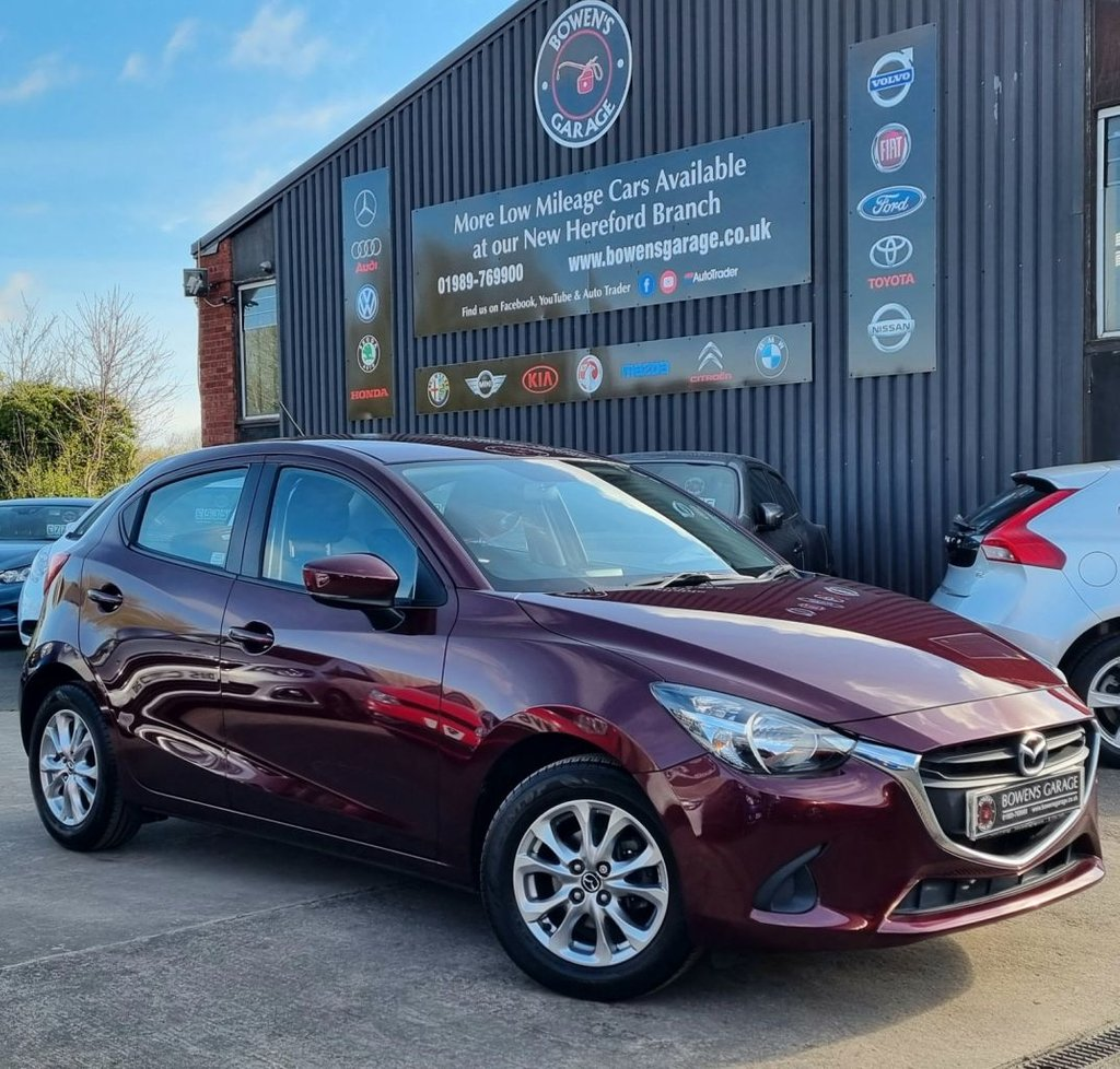 USED 2018 68 MAZDA 2 1.5 SE PLUS 5D 74 BHP 1 Lady Owner - Low Miles - 2 Services