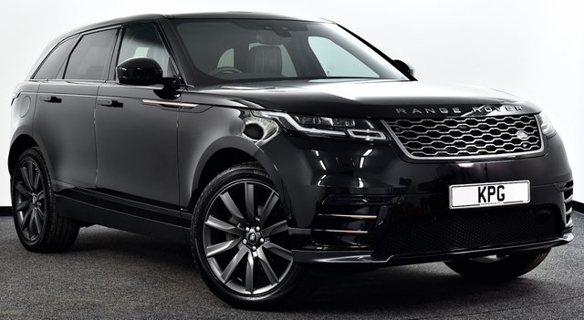 View our LAND ROVER RANGE ROVER VELAR