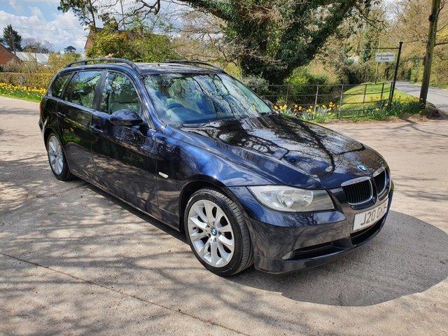 2008 J BMW 3 SERIES 2.0 320I EDITION SE TOURING 5d 168 BHP
