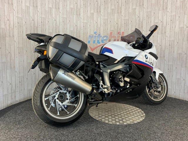 BMW K1300S at Rite Bike