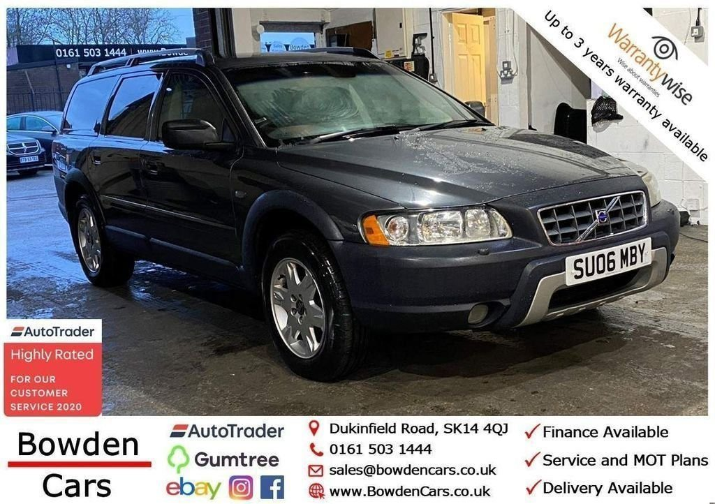 USED 2006 06 VOLVO XC70 2.4 D5 SE 5d 183 BHP **FREE NATIONWIDE DELIVERY**