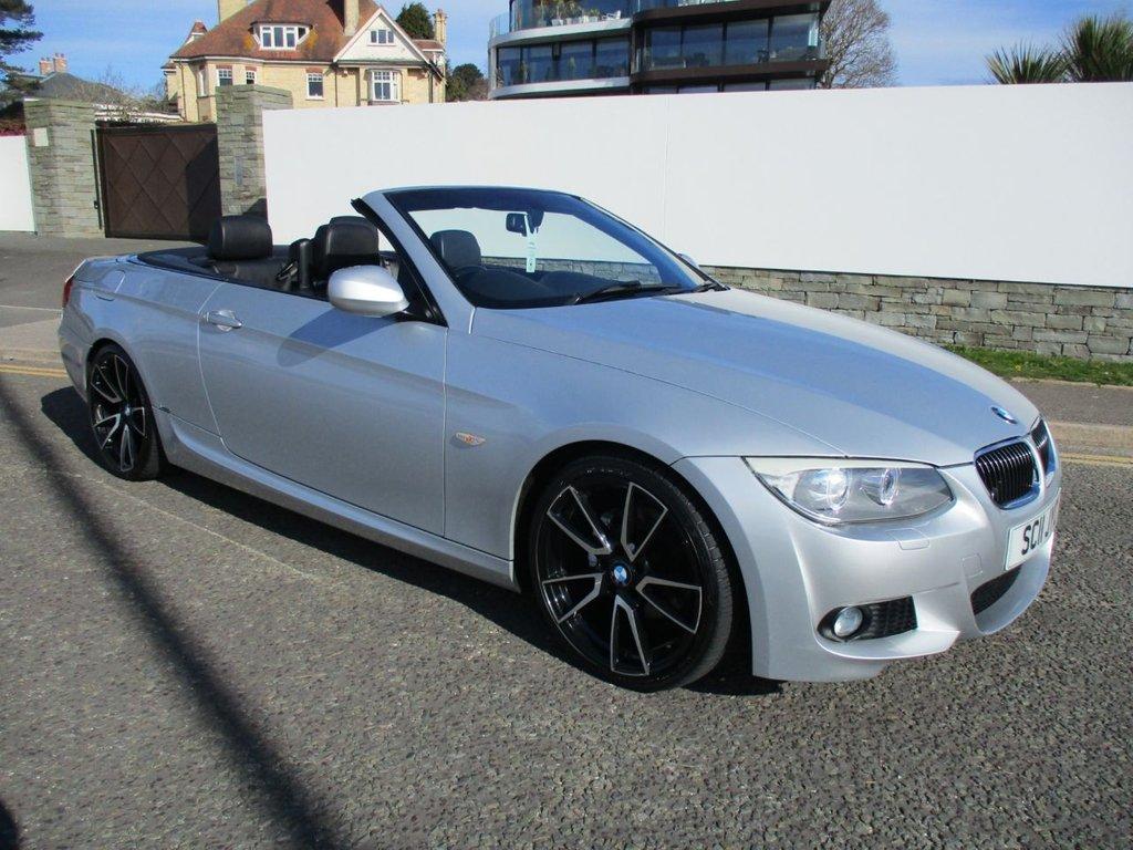 USED 2011 11 BMW 3 SERIES 2.0 320D M SPORT 2d 181 BHP STUNNING LOW MILEAGE M-SPORT
