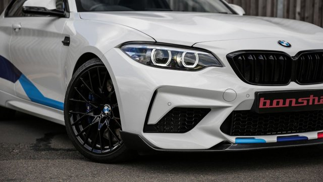BMW M2 at Bonsha Motors