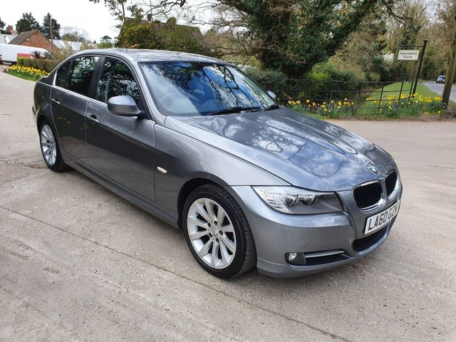 2011 60 BMW 3 SERIES 2.0 318I EXCLUSIVE EDITION  4d 141 BHP