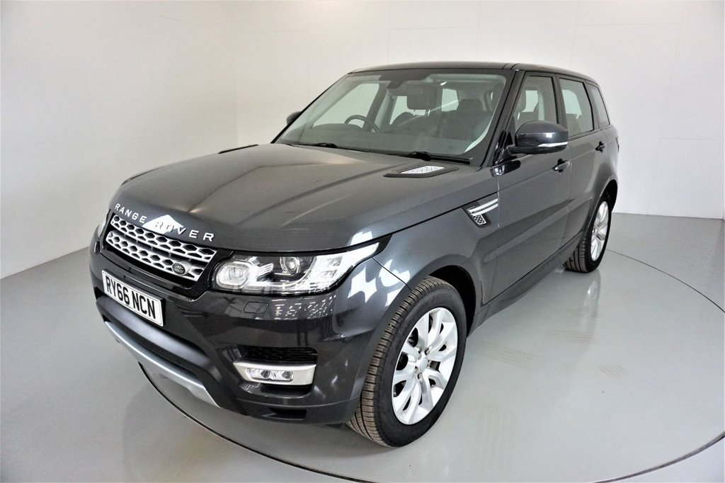 USED 2016 66 LAND ROVER RANGE ROVER SPORT 3.0 SDV6 HSE 5d AUTO-2 OWNER CAR-20
