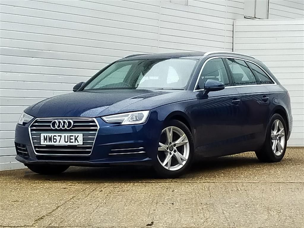 USED 2018 67 AUDI A4 2.0 TDI ULTRA SPORT 4d 148 BHP Buy Online Moneyback Guarantee