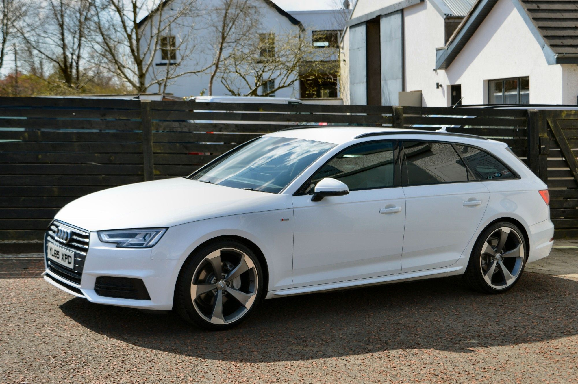 USED 2016 65 AUDI A4 2.0 AVANT TDI S LINE 5d 188 BHP 6 MONTHS RAC WARRANTY FREE + 12 MONTHS ROAD SIDE RECOVERY!